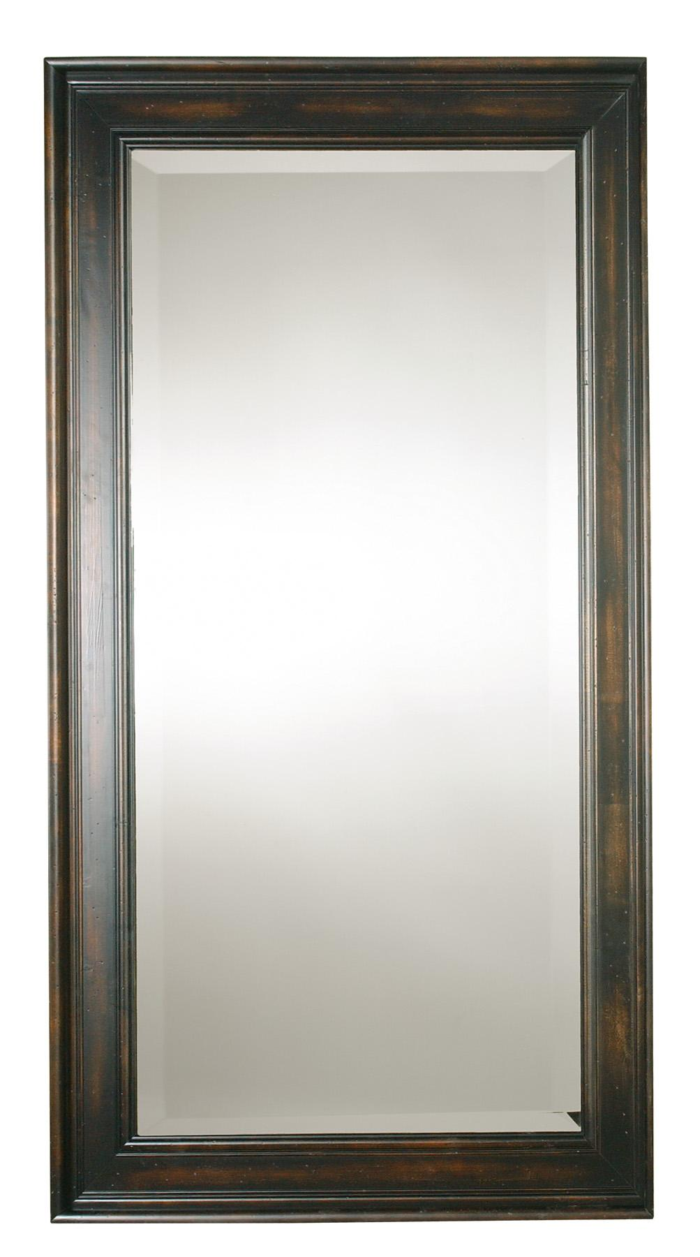 Uttermost Mirrors Palmer Dark Mirror - Item Number: 01018 B