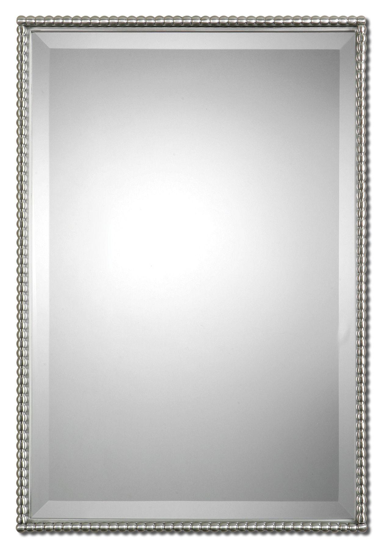 Uttermost Mirrors Sherise Rectangle Mirror - Item Number: 01113
