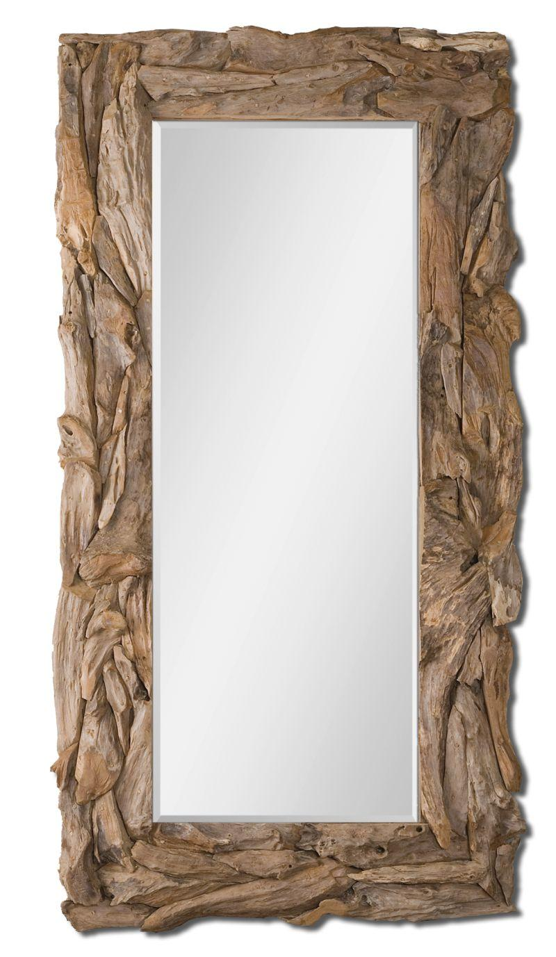 Uttermost Mirrors Teak Root Natural Mirror - Item Number: 05027