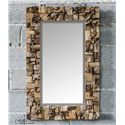 Uttermost Mirrors Thatcher Teak Root Mirror