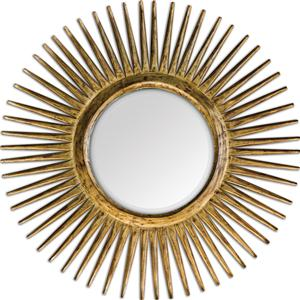 Uttermost Mirrors Destello Gold Starburst Mirror