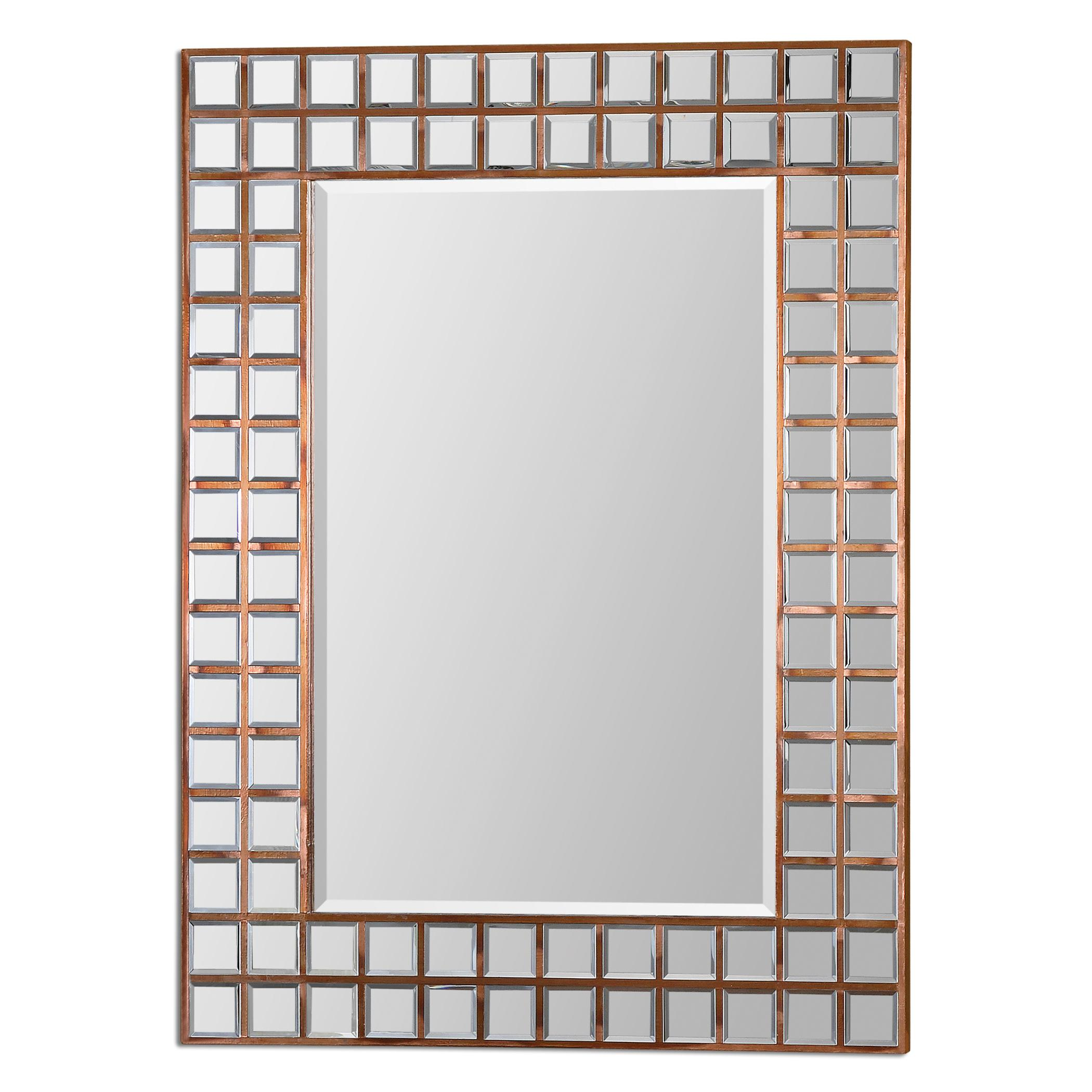 Uttermost Mirrors Keely Mosaic Mirror - Item Number: 07063