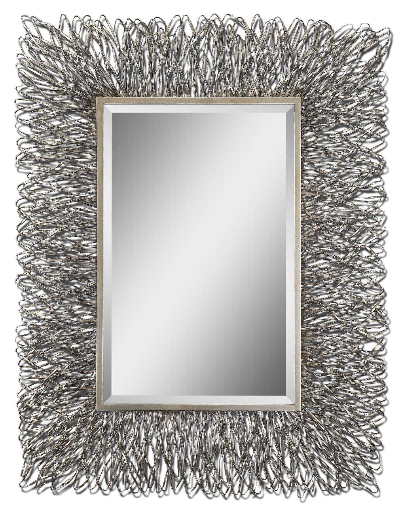 Uttermost Mirrors Corbis Mirror - Item Number: 07627
