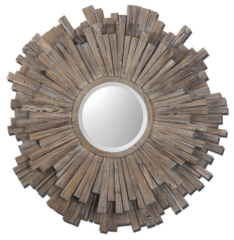 Uttermost Mirrors Vermundo Mirror - Item Number: 07634