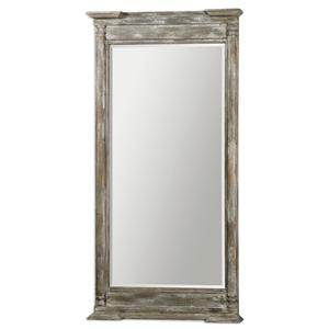 Uttermost Mirrors Valcellina Wooden Leaner Mirror
