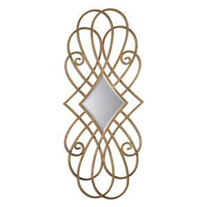 Lilou Gold Mirror