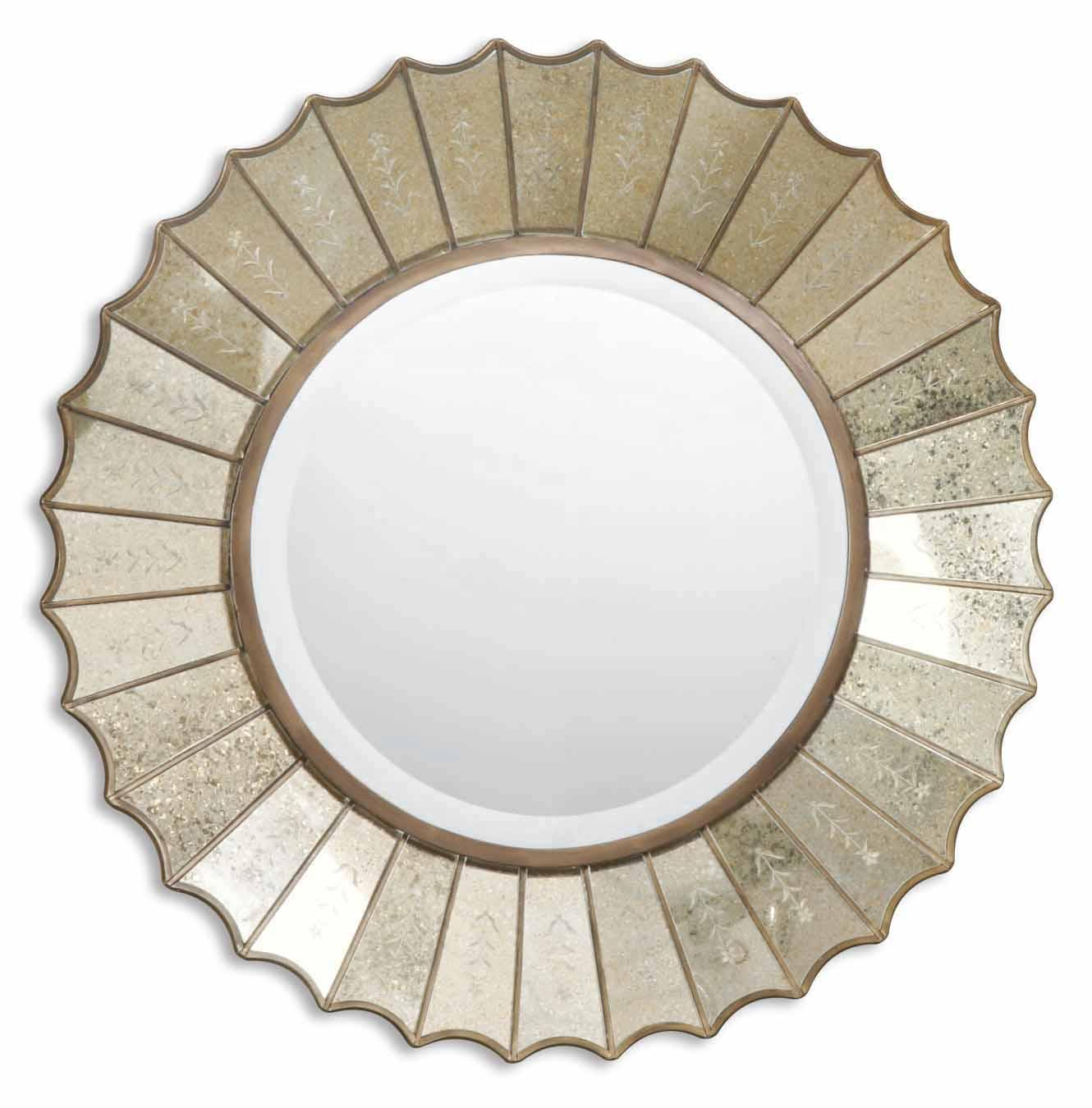 Uttermost Mirrors Amberlyn Mirror - Item Number: 08028 B