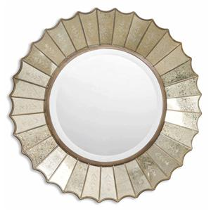 Uttermost Mirrors Amberlyn Mirror