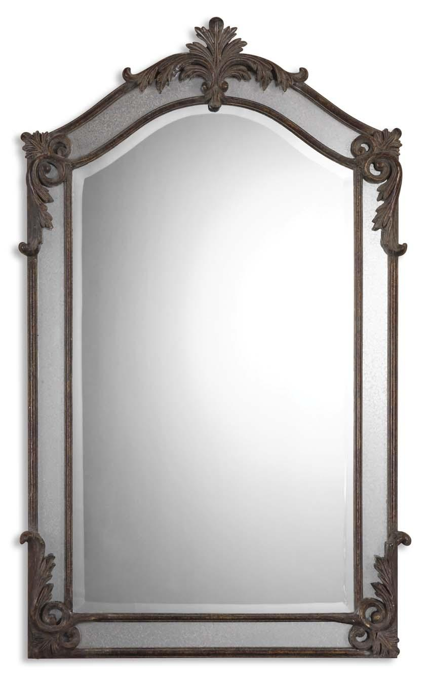 Uttermost Mirrors Alvita Medium Mirror - Item Number: 08045 B