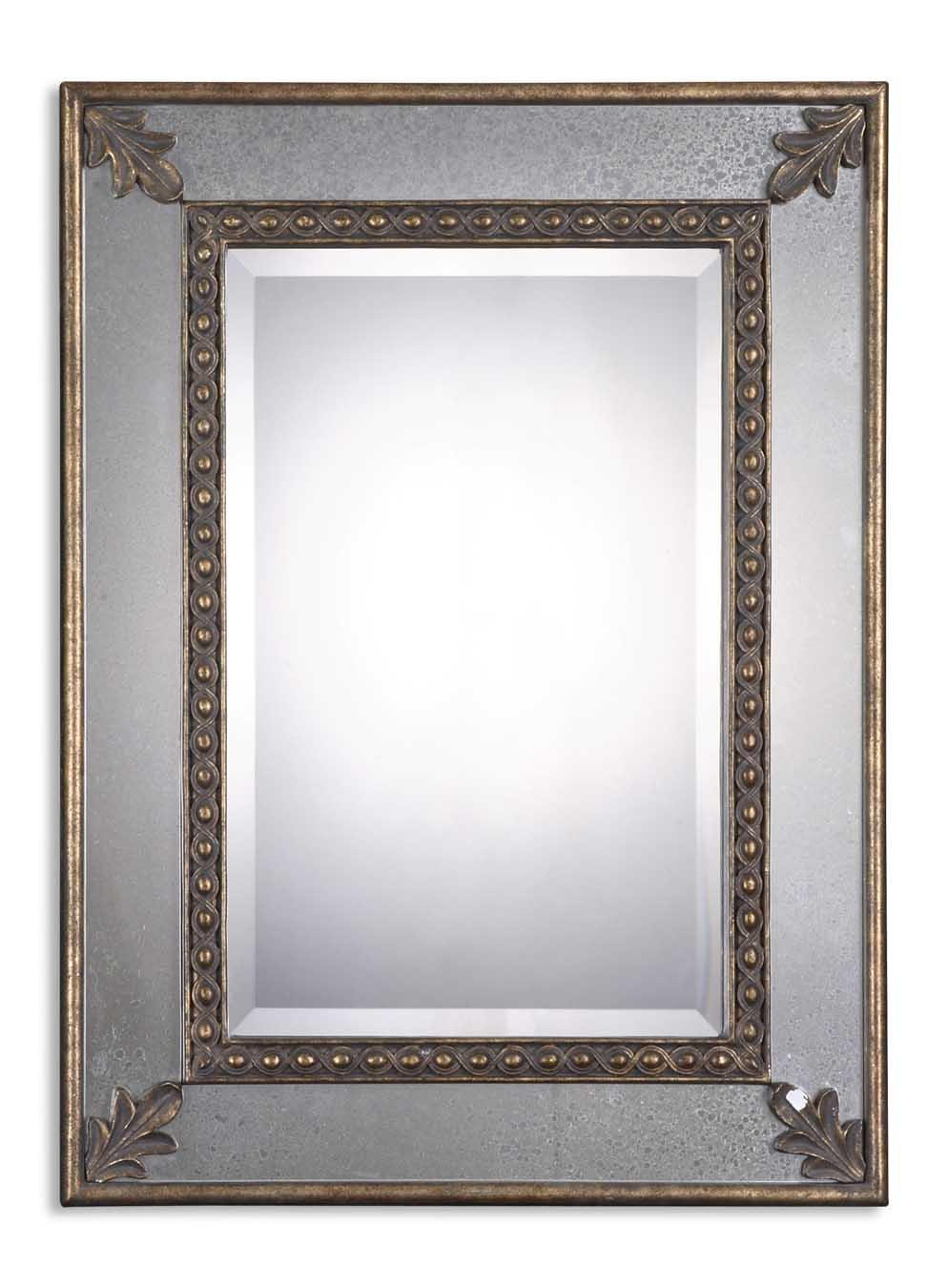 Uttermost Mirrors Michelina Mirror - Item Number: 08056 B