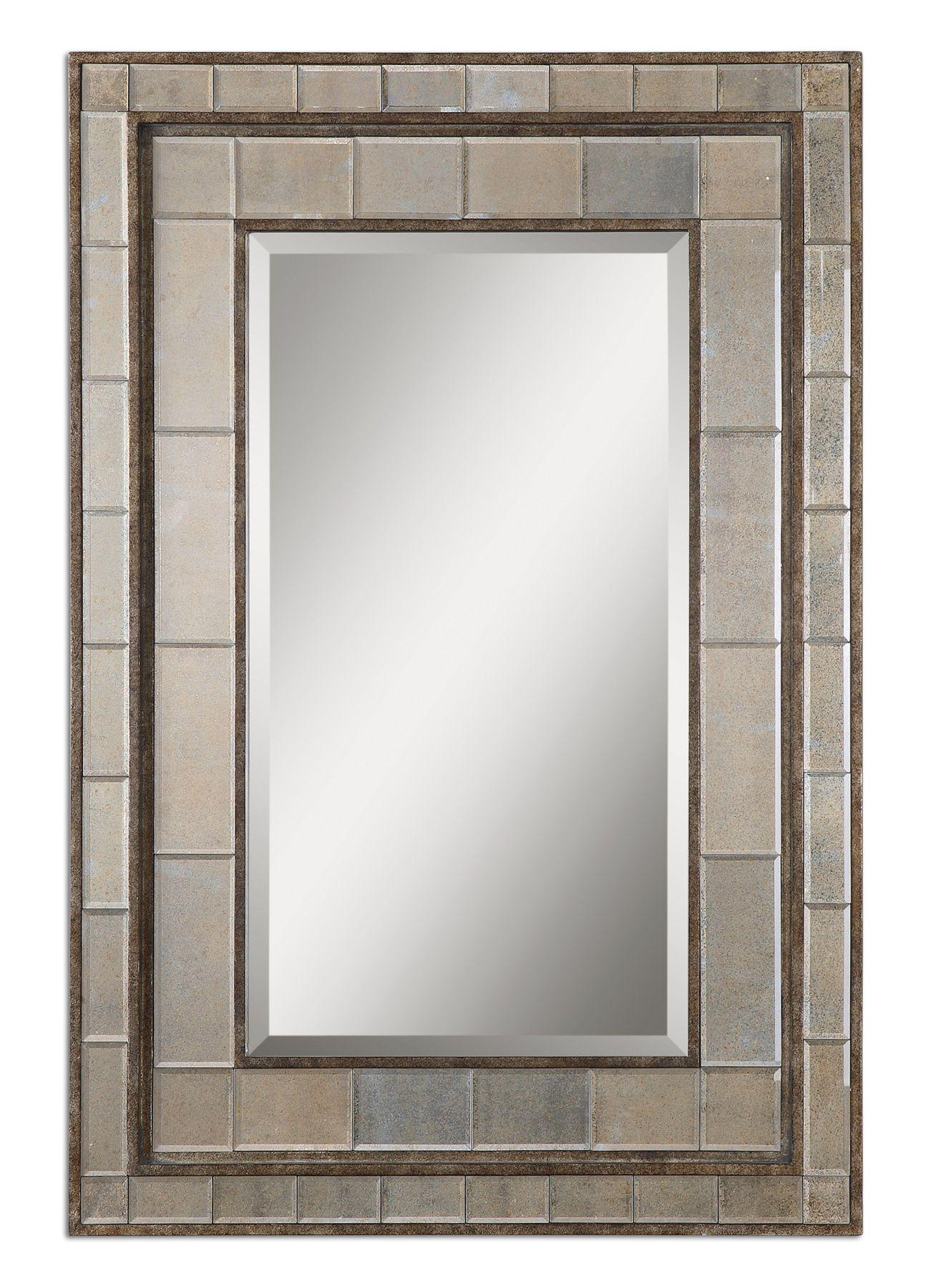 Uttermost Mirrors Almont Mirror - Item Number: 08099