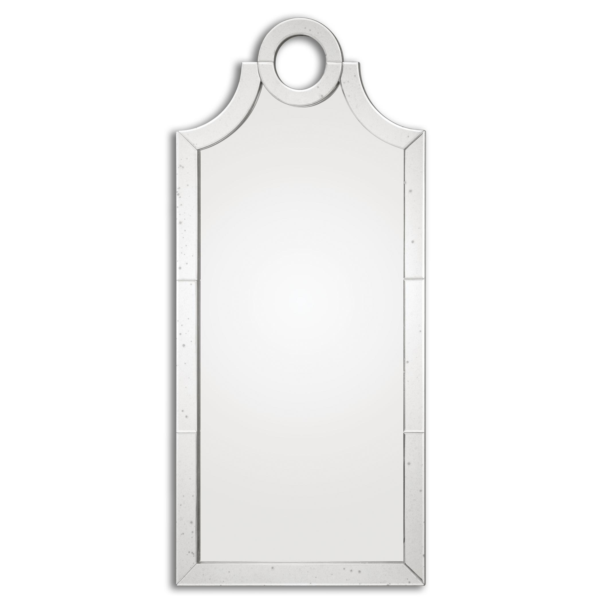 Uttermost Mirrors Acacius Arched Mirror - Item Number: 08127
