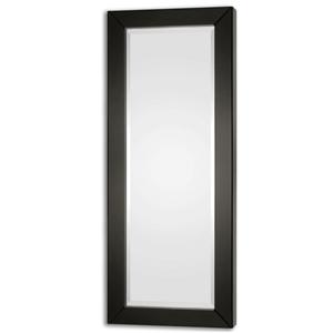 Uttermost Mirrors Hilarion Black Framed Mirror