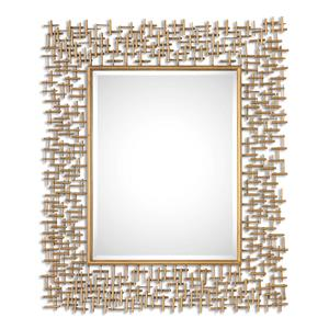 Uttermost Mirrors Nevena Gold Mirror