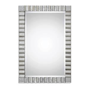 Uttermost Mirrors Amisos Scalloped Wall Mirror