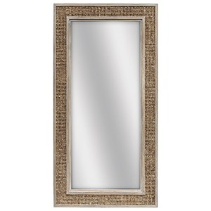 Uttermost Mirrors Cameron Woven Frame Mirror