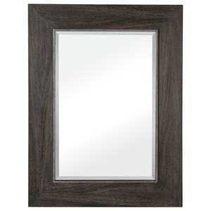 Cainan Dark Walnut Mirror