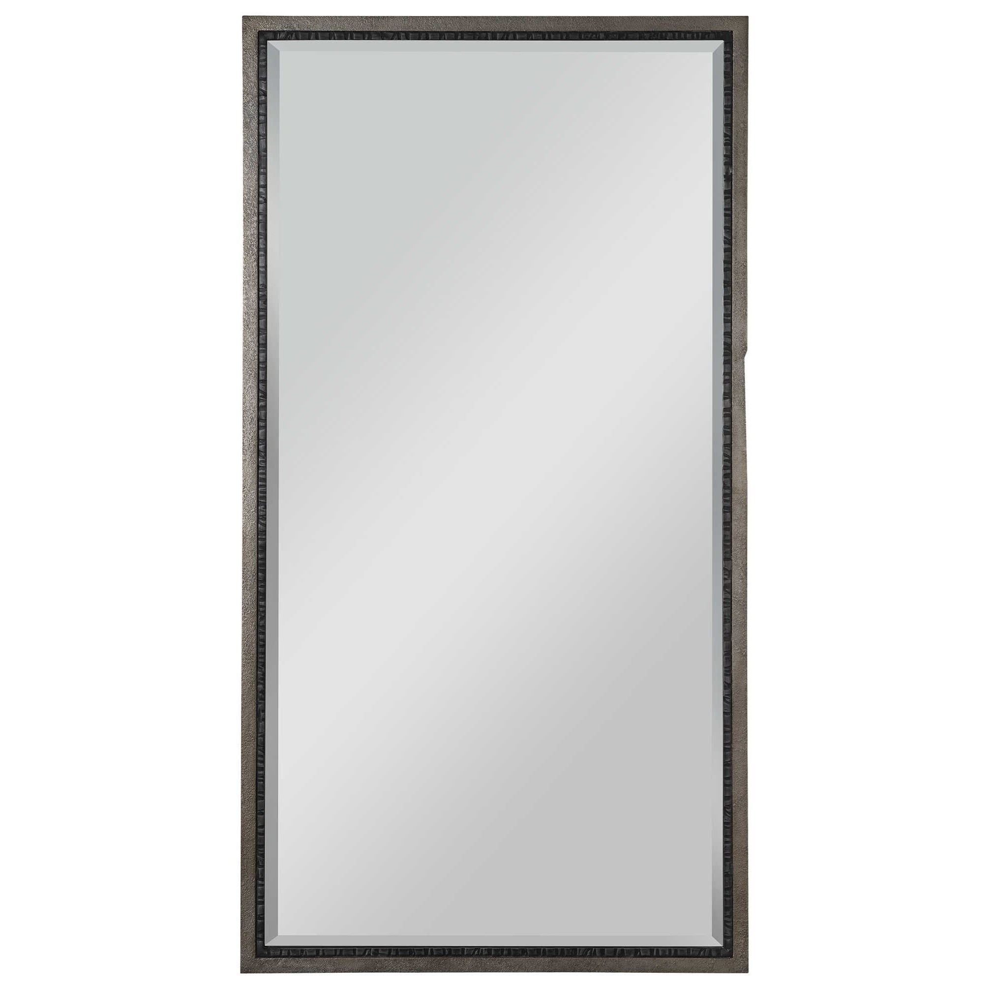 Theo Oversized Industrial Mirror
