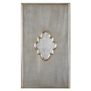 Uttermost Mirrors Gardanne Silver Leaf Antique Mirror