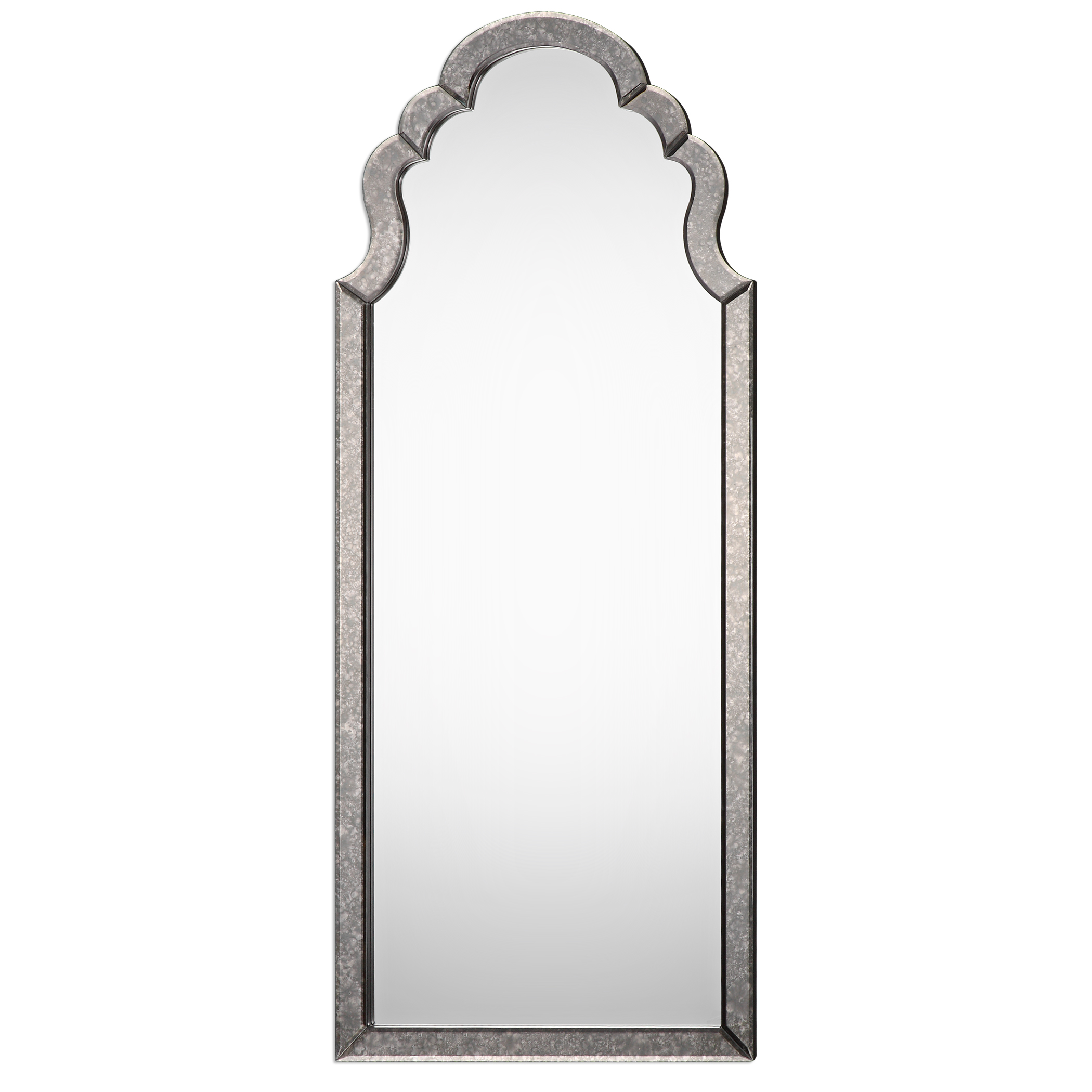 Uttermost Mirrors Lunel Arched Mirror - Item Number: 09037