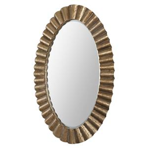Uttermost Mirrors Samira Oval Mirror