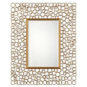 Uttermost Mirrors Amyus Gold Mirror