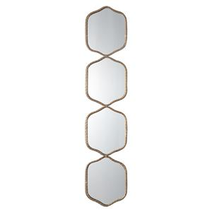 Uttermost Mirrors Myriam Twisted Iron Mirror