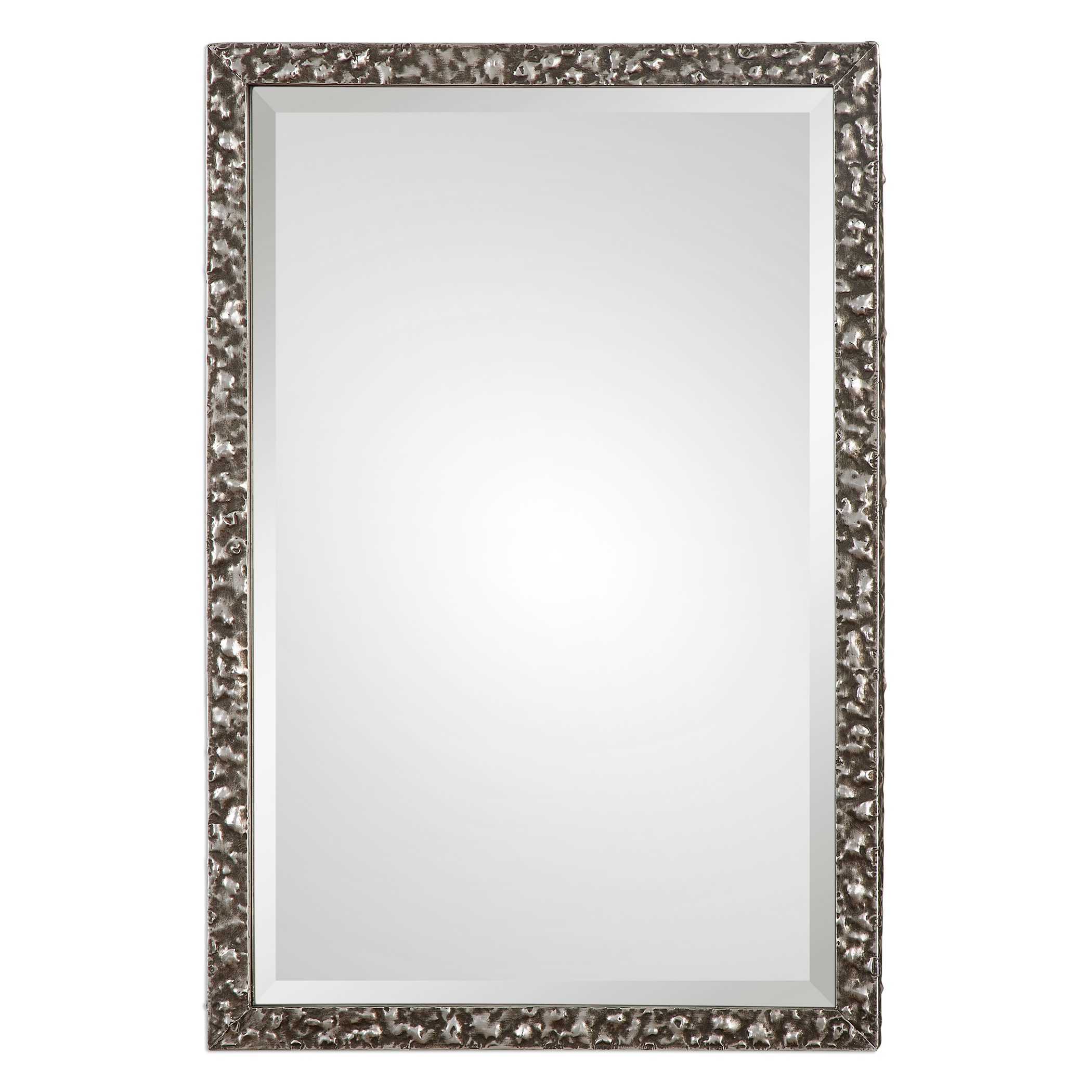 Uttermost Mirrors Alshon Metallic Silver Mirror - Item Number: 09067