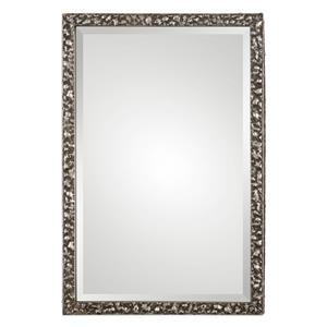 Uttermost Mirrors Alshon Metallic Silver Mirror