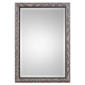 Uttermost Mirrors Drakon Snakeskin Mirror