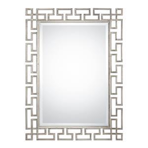 Uttermost Mirrors Agata Silver Mirror