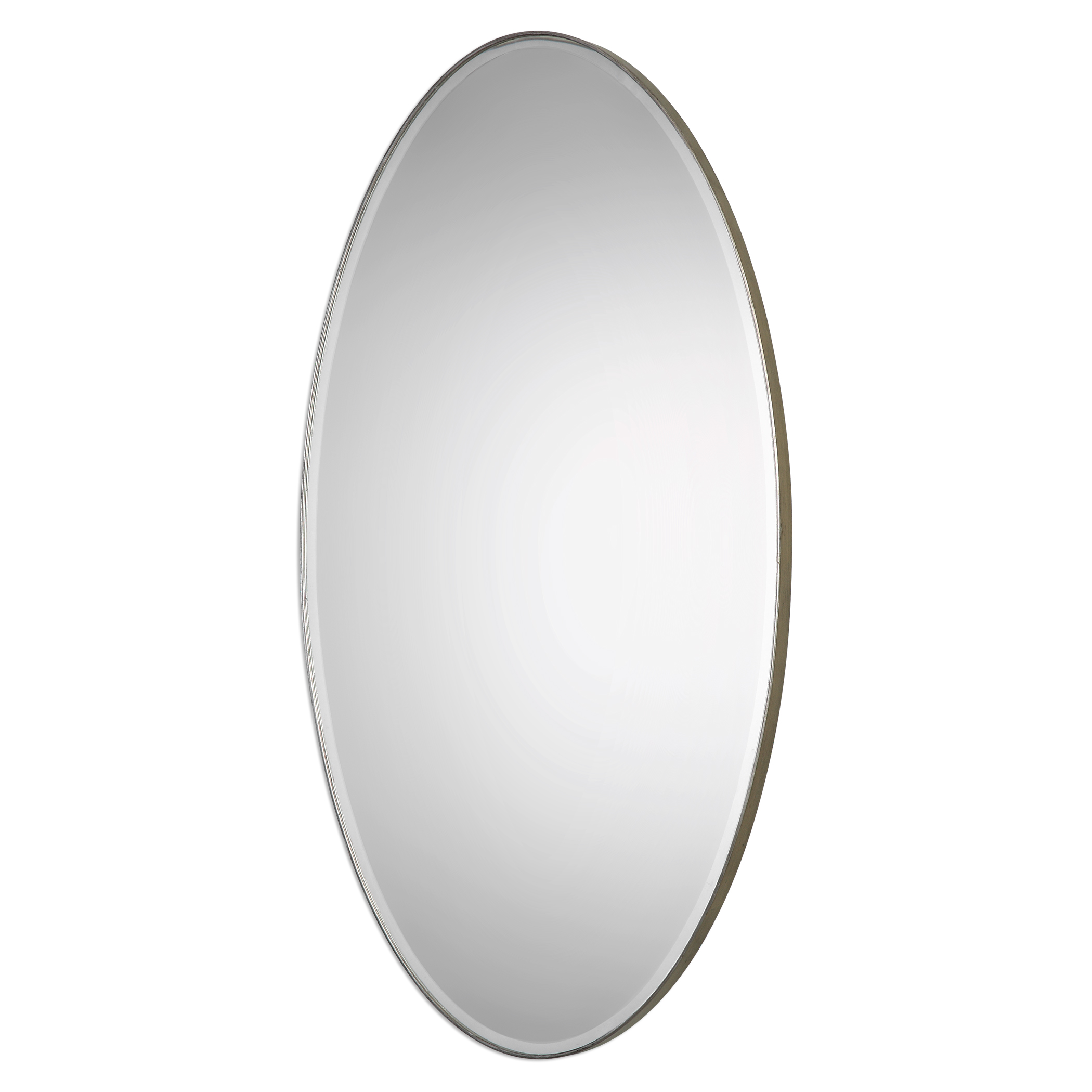 Uttermost Mirrors Petra Oval Mirror - Item Number: 09095