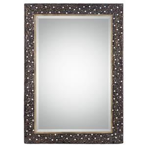 Uttermost Mirrors Khalil Dark Bronze Mirror
