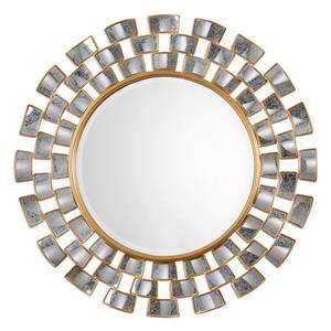 Uttermost Mirrors Rachida Round Mirror
