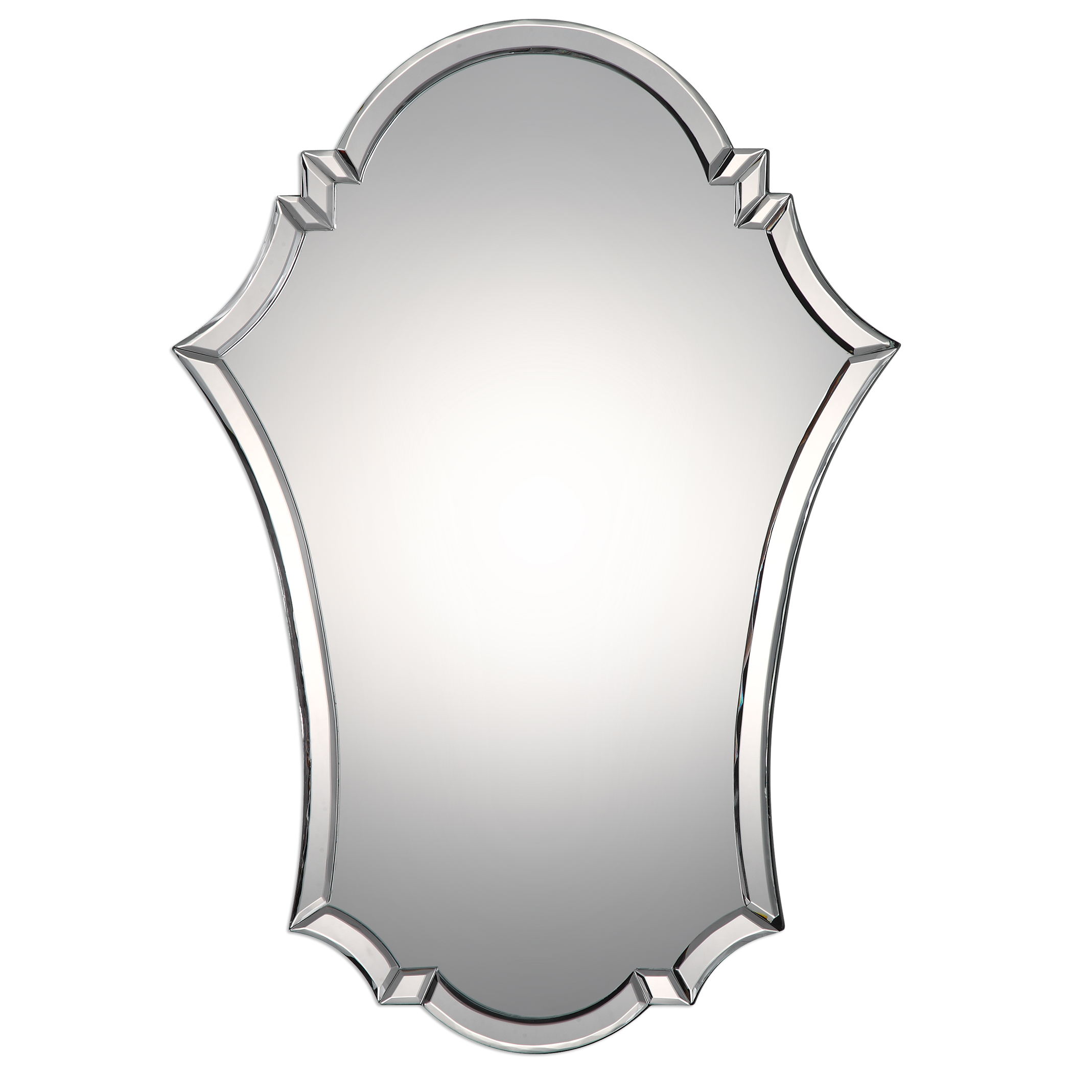 Uttermost Mirrors Tilila Modern Arch Mirror - Item Number: 09108
