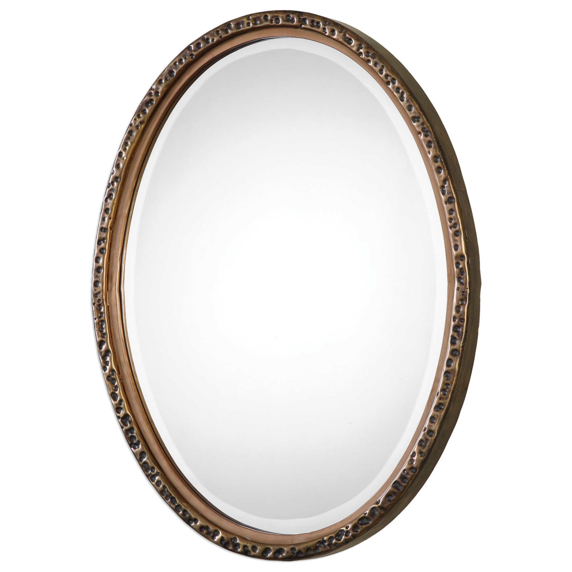 Uttermost Mirrors Pellston Oval - Item Number: 09113