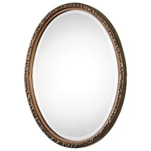 Uttermost Mirrors Pellston Oval