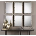 Uttermost Mirrors Alcona (Set of 3)