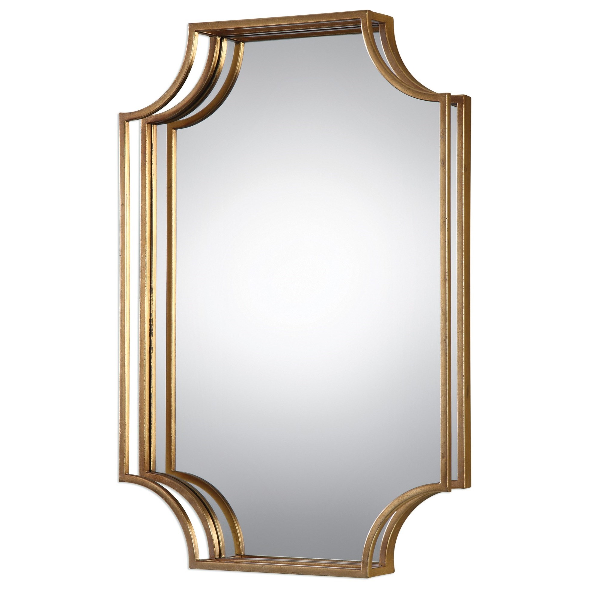 Uttermost Mirrors Lindee - Item Number: 09123