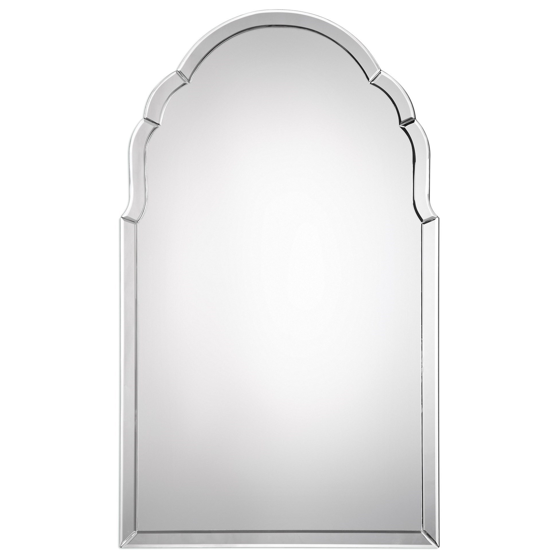 Uttermost Mirrors Brayden Frameless - Item Number: 09149