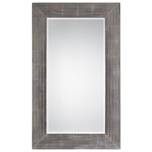 Frazer Stone Gray Mirror