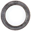 Uttermost Mirrors - Round  Tanaina Silver Round Mirror - Item Number: 09175