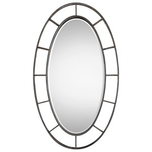 Gilliam Oval Mirror