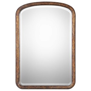 Uttermost Mirrors Vena Gold Arch Mirror