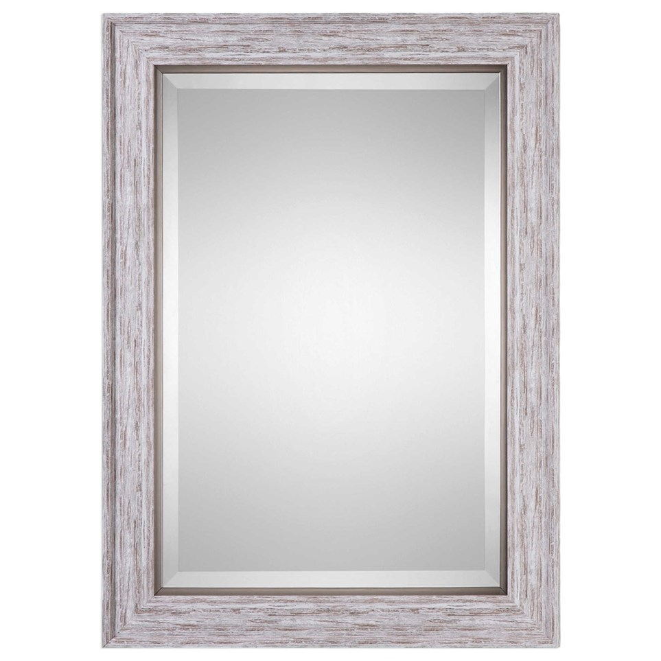 Vivian Wall Mirror By Uttermost: Uttermost Mirrors 09204 Bristin Wall Mirror With Aged