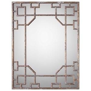 Uttermost Mirrors Genji Antique Mirror
