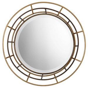 Uttermost Mirrors Desario Round Mirrors (Set of 2)
