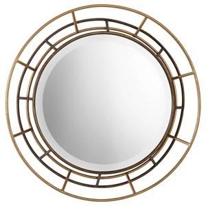 Uttermost Mirrors Desario Round Mirrors (Set of 2)
