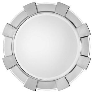 Uttermost Mirrors Danlin Round Mirror