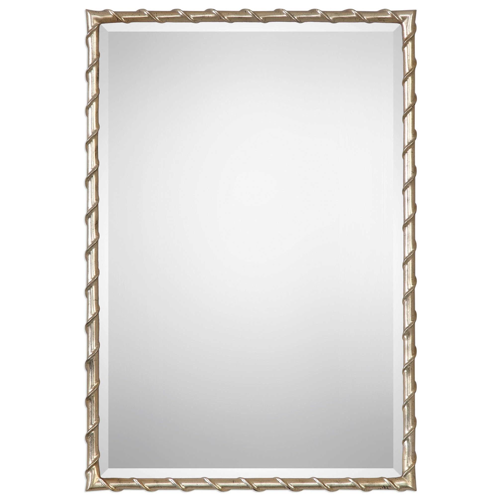 Laden Silver Mirror